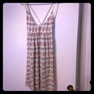 Free People Strappy Summer Dress